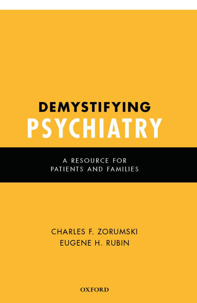 Demystifying Psychiatry cover image