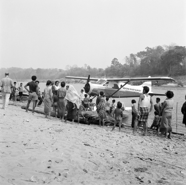 United Nations fact finding. In 1958 a Canadian team surveys the Mekong Delta seeking opportunities for economic development. Western intelligence agencies pursued a less peaceful course.