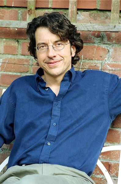 George Monbiot, author of Feral Politics