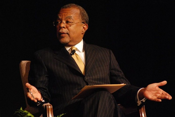 Henry Louis Gates Jr. Courtesdy of Wikimedia Commons