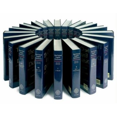 The Oxford English Dictionary. Courtesy of Oxford Dictionaries. Do not use without permission.