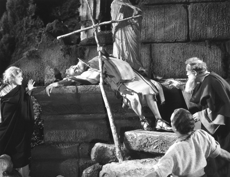 Still from The Sign of the Cross