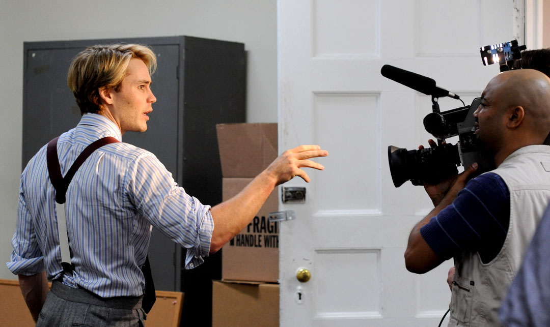 Taylor Kitsch as GMHC President President Burce Niles in HBO's The Normal Heart. (c) HBO via thenormalheart.hbo.com