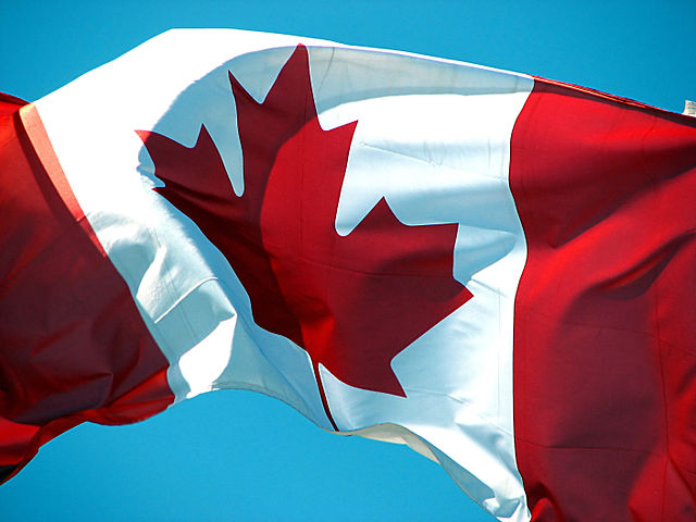 Happy Canada Day! Photo by Ian Muttoo. CC BY-SA 2.0 via Wikimedia Commons.