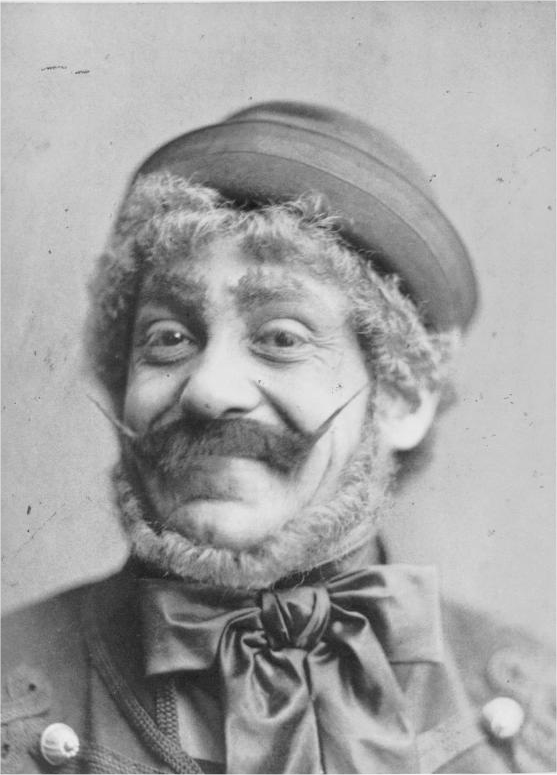 The Gipsy baron of Johann Strauss