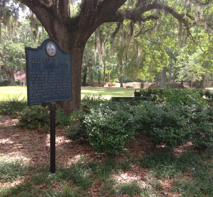 Old Fort Park, Tallahassee