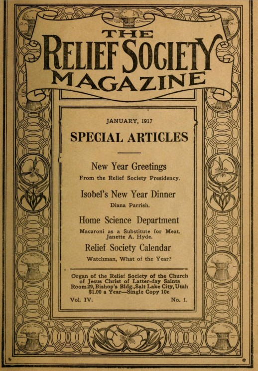 Relief Society Magazine