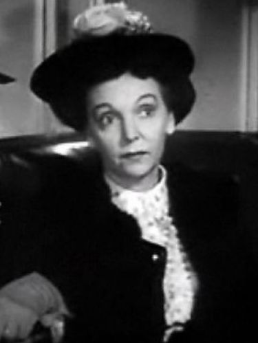 ZaSu Pitts in Tish trailer. Public domain via Wikimedia Commons.