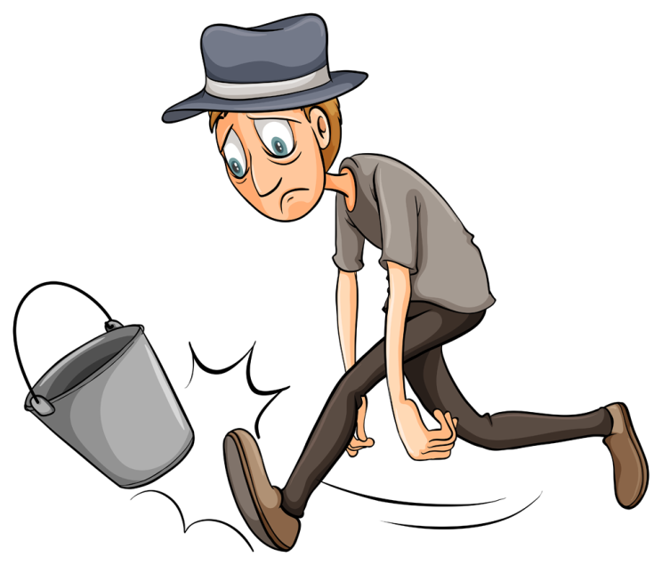 more on idioms  u201ckick the bucket u201d oupblog coffin clipart free open coffin clipart