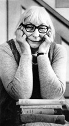 """Jane Jacobs"" by orionpozo. Creative Commons via Flickr."