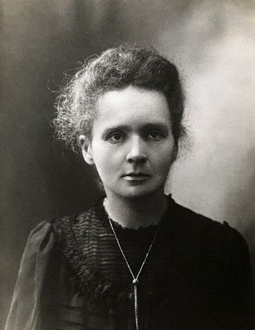 Portrait of Marie Curie, c. 1898. Image © Underwood & Underwood/CORBIS. Public domain via Wikimedia Commons.