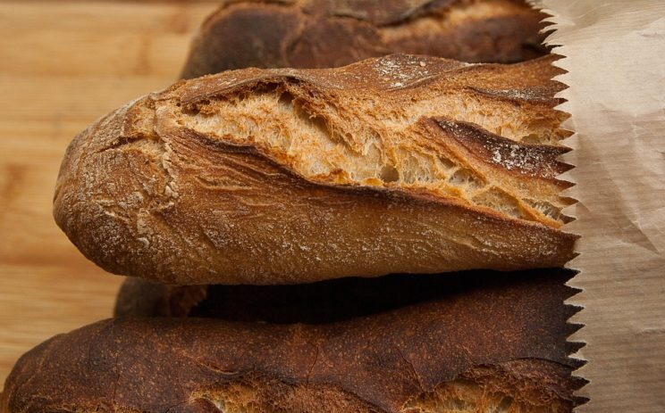 Not by bread alone, but it would be nice to know why bread is called bread.