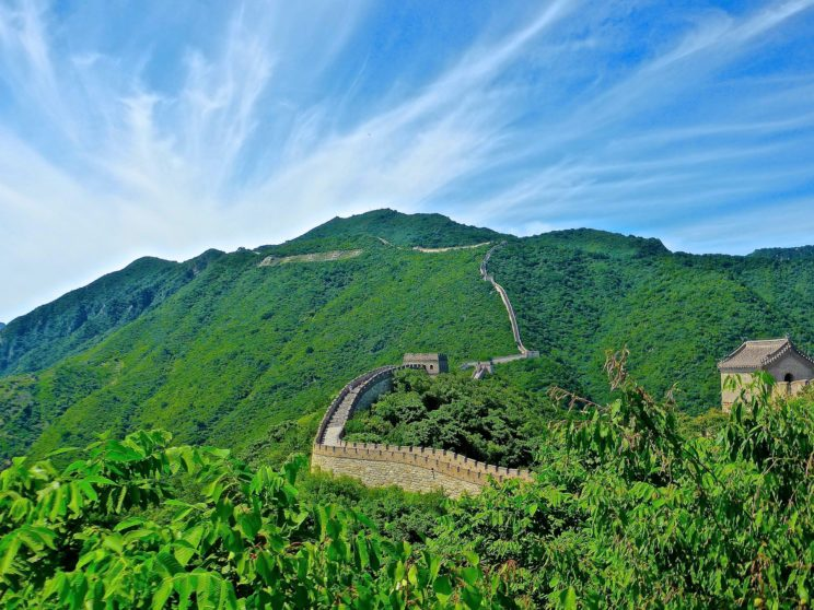 Great Wall of China by MemoryCatcher. CC0 Public Domain by Pixabay.