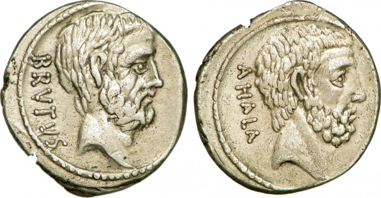 Roman Coins - Fall of Rome