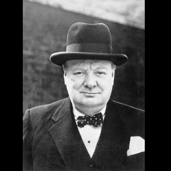 the familiar face of winston churchill oupblog winston churchill in 1944