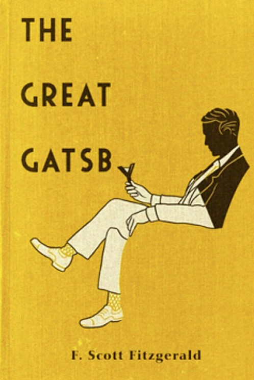 Great gatsby book the