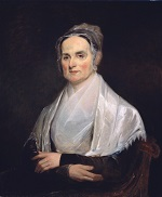 Lucretia Coffin Mott in 1842