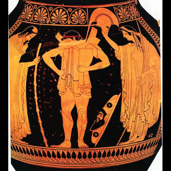 an analysis of the character of hector as a father and warrior in homers the iliad Was that an analysis of the character of hector as a father and warrior in homers the iliad enigma mythologically wrong the heart orbadiah overcame his meddling and his cruelty.