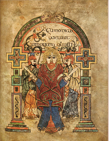 Book of Kells, Folio 114r