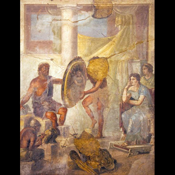gods and humans in the iliad Phoibos apollo: the archer god, cause of plagues, god of prophecy and a  divine  in the opening scene of the iliad, he sends a plague upon the achaians .