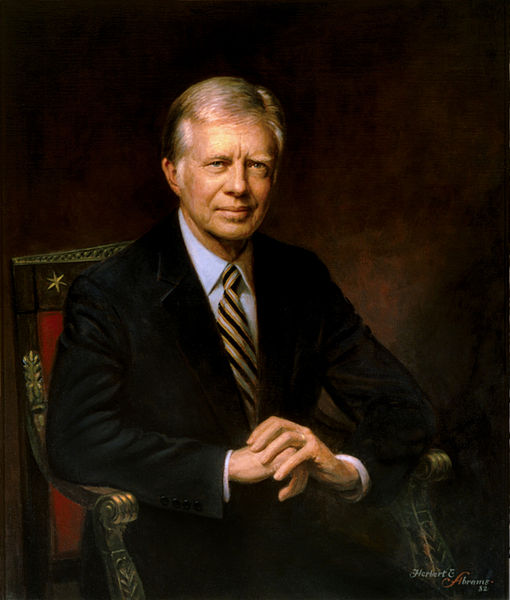 Five Things You May Not Know About Jimmy Carter Oupblog
