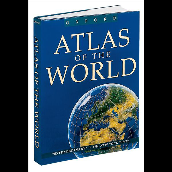 Place of the year history of the atlas oupblog atlas of the world 8th edition gumiabroncs Images