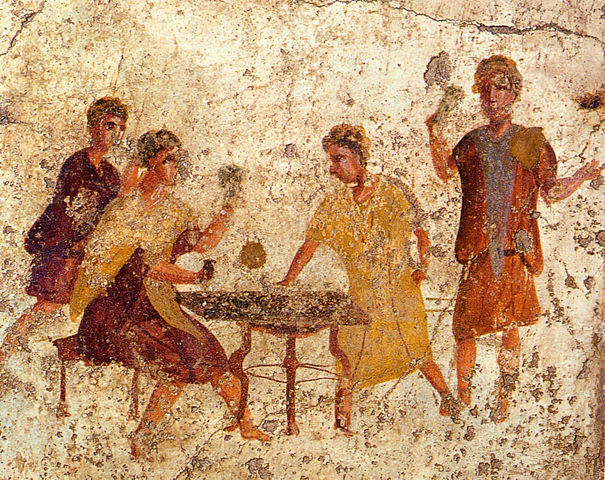 Pompeii_-_Osteria_della_Via_di_Mercurio_-_Dice_Players