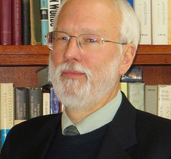 Don Kraus, OUP's Bible editor.