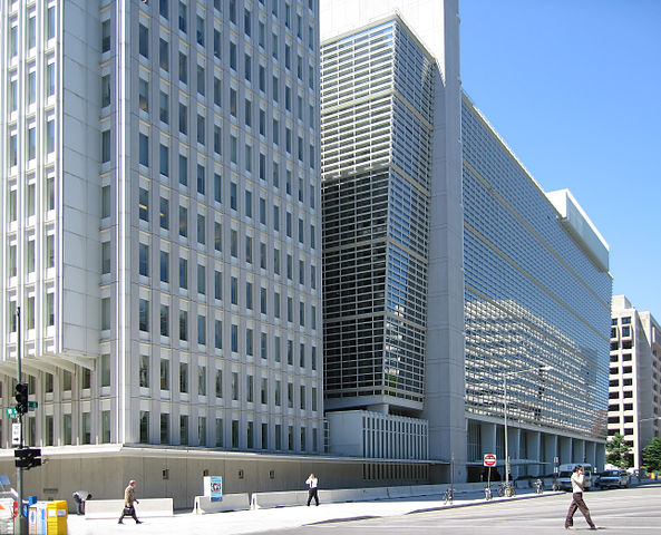 The World Bank in Washington, D.C. Photo by Shiny Things. CC-BY-NC-2.0 via Shiny Things Flickr.