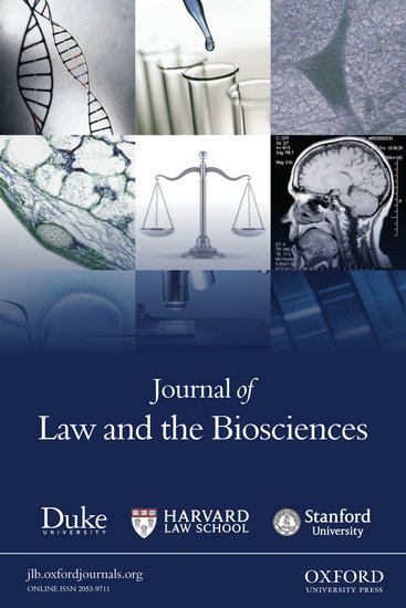 Journal of Law and the Biosciences