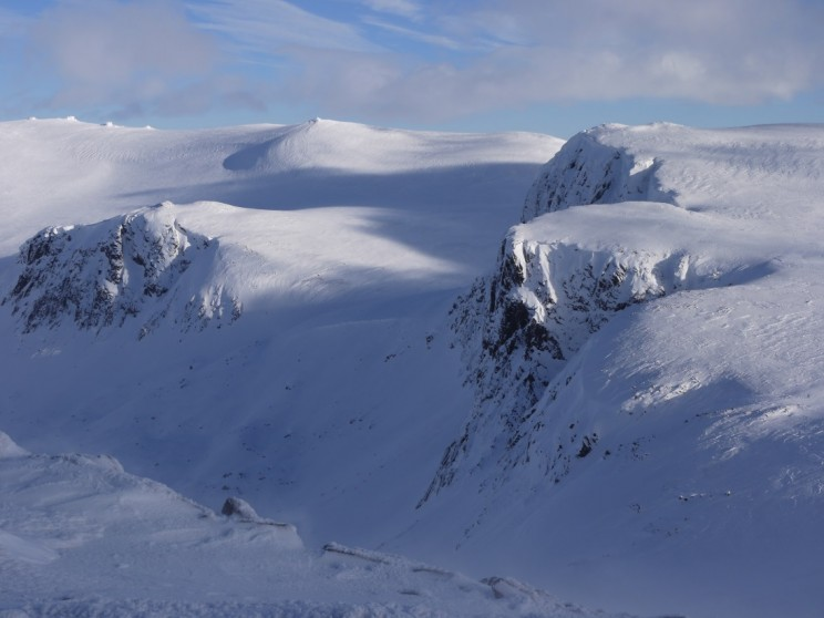 Photograph from Tarmachan Mountaineering