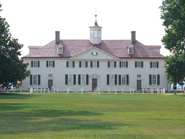 Mount Vernon by Ad Meskens. CC-BY-SA-3.0 via Wikimedia Commons.