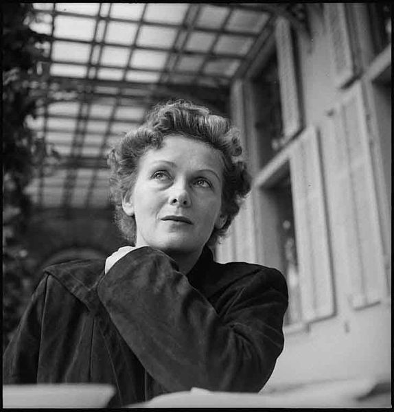 Elisabeth Schwarzkopf at the Lucerne Festival. CC-BY-2.5-CH via Wikimedia Commons.