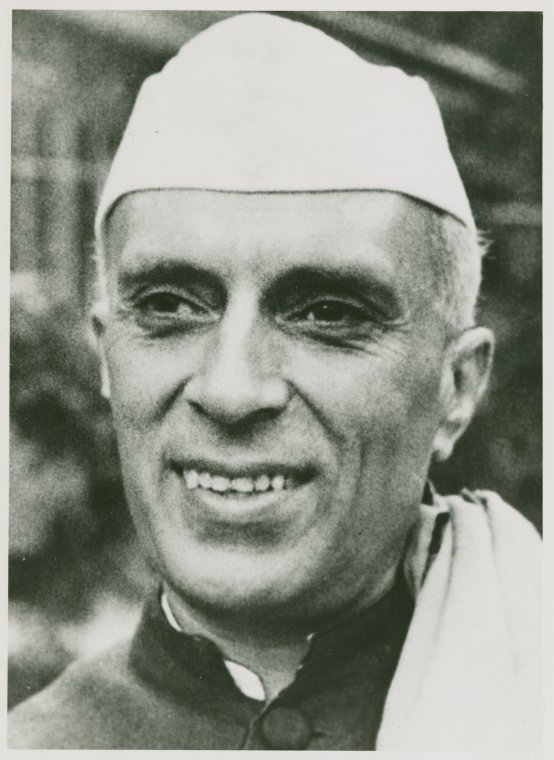 Pandit Jawaharlal Nehru. Digital ID: 1702981. New York Public Library.
