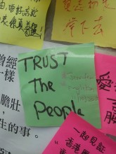trust the people