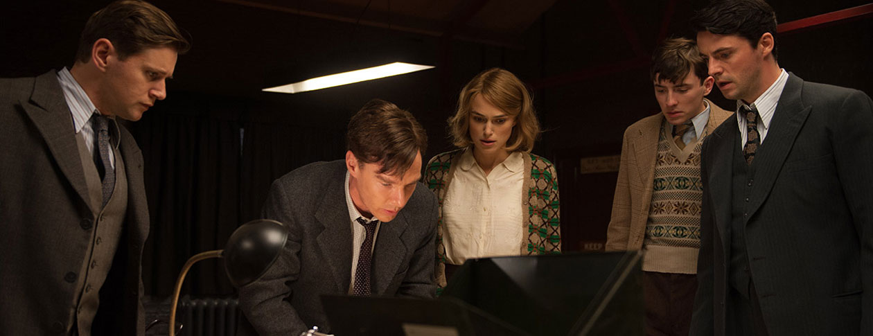 The Imitation Game: Turing and society's crimes   OUPblog