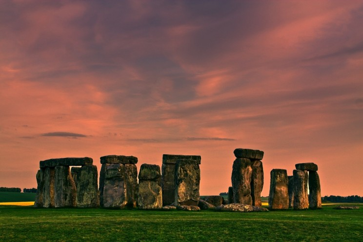 Stonehenge, by .aditya. CC-BY-NC-SA-2.0 via Flickr.