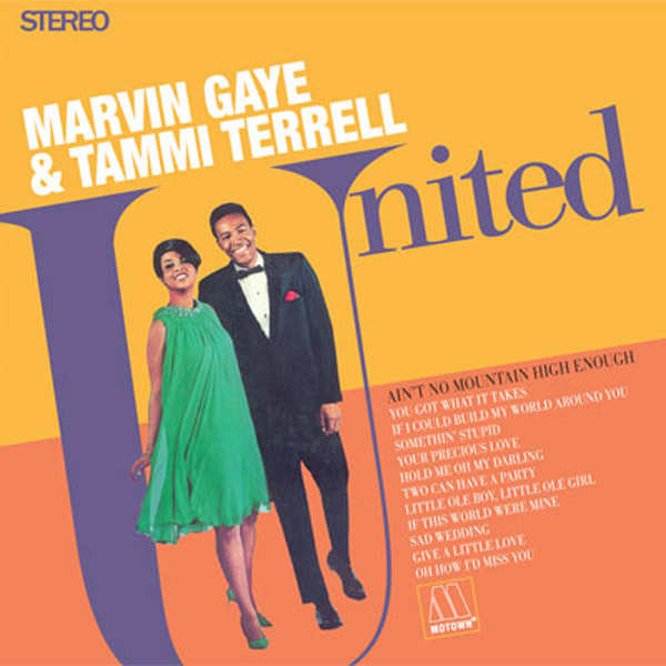 Marvin Gaye & Tammi Terrell (1967) Ain't No Mountain High Enough. Photo by Bill Lile. CC by NC-ND 2.0 via Flickr.