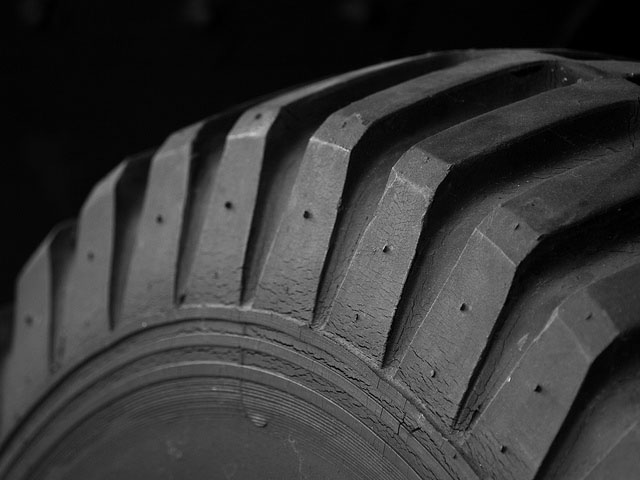 Tyre by William Warby via wwarby Flickr