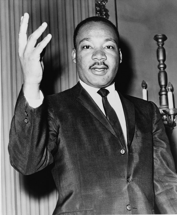 Martin Luther King, Jr. By Dick DeMarsico, World Telegram staff photographer. Public domain via Wikimedia Commons.
