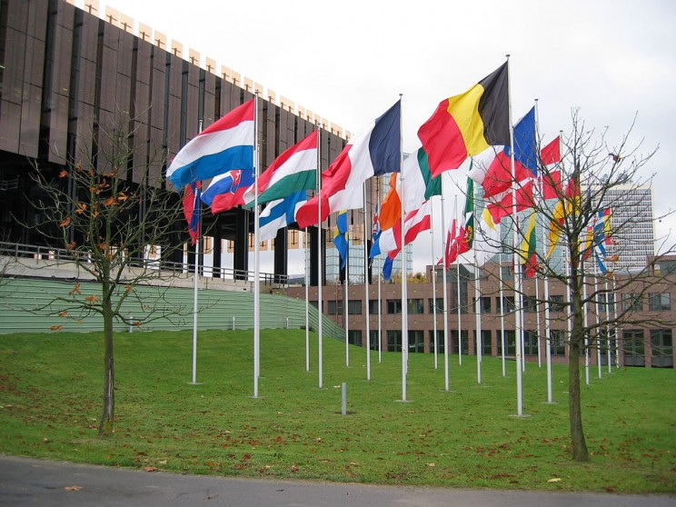 European_Court_of_Justice_(ECJ)_in_Luxembourg_with_flags_0017_(1674479483)