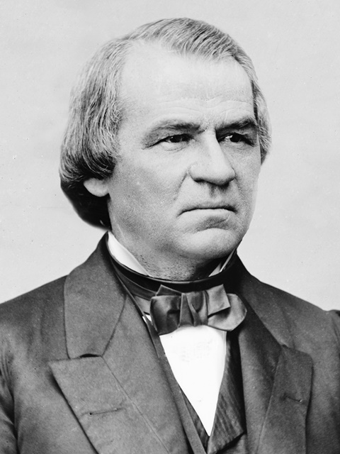 Lewis L. Gould - Andrew Johnson
