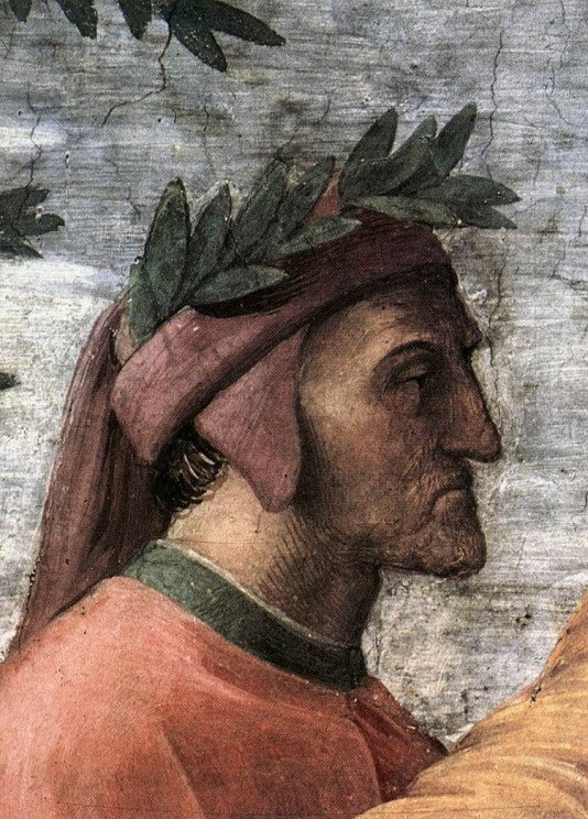 The Parnassus, by Raphael [Public domain], via Wikimedia Commons