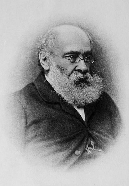 Anthony Trollope in 1870