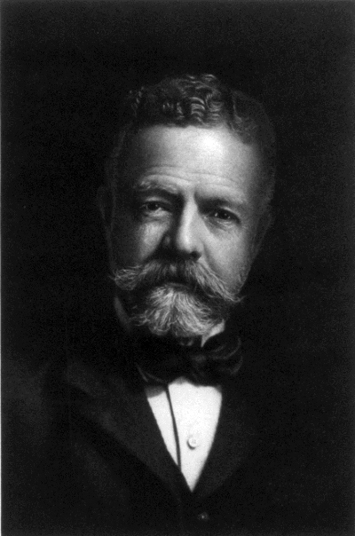 Henry Cabot Lodge, American statesman and historian. Public domain via the Library of Congress.