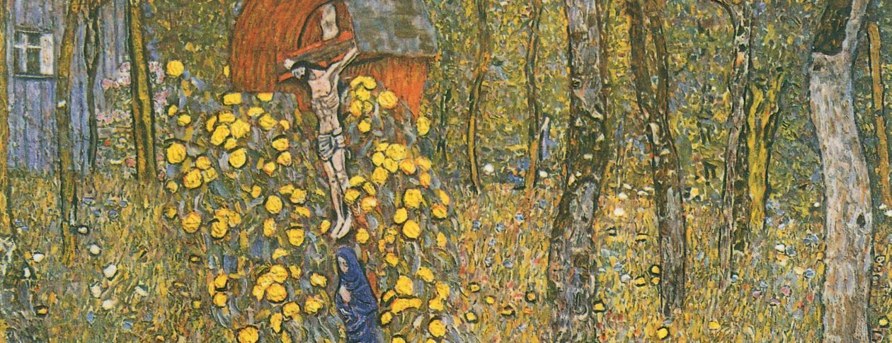 farm-garden-with-crucifix-1912 cropped