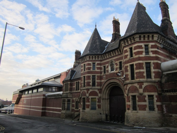 HMP Manchester via Wikimedia Commons