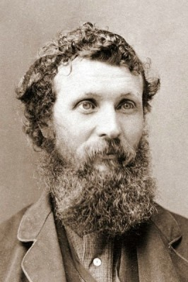 John Muir around 1875, photographed by Carleton Watkins. Credit: Carleton Watkins [Public domain], via Wikimedia Commons.