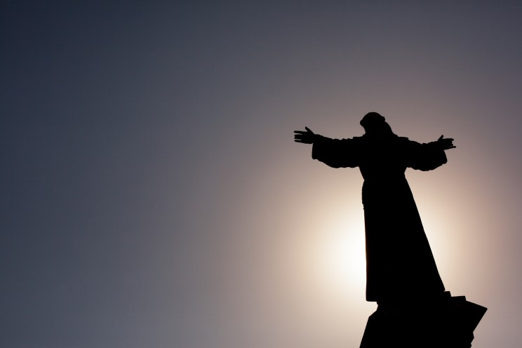 """""""Standing in the Light of your halo, Arequipa"""" by Geraint Rowland. CC BY NC 2.0 via Flickr."""