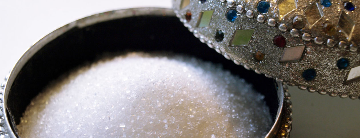 SugarDiamonds1. Photo by amp2. Royalty free via Freeimages.